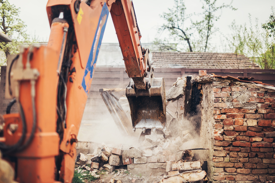 Demolition services in Wynne, AR
